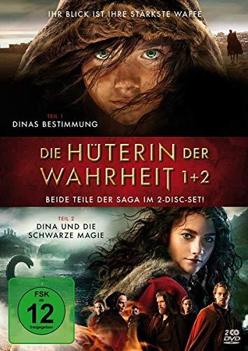 Die Hüterin der Wahrheit 1+2 [2 DVDs]