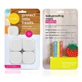 Bink | 100% Silicone Baby Proofing Corner...