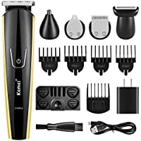 slopehill Multi-functional All In One USB Rechargeable Grooming Kit