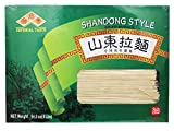 ShanDong Style Imperial Taste Dried Noodle -Medium, 4lbs (2 Pack)