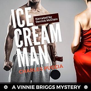 Ice Cream Man audiobook cover art