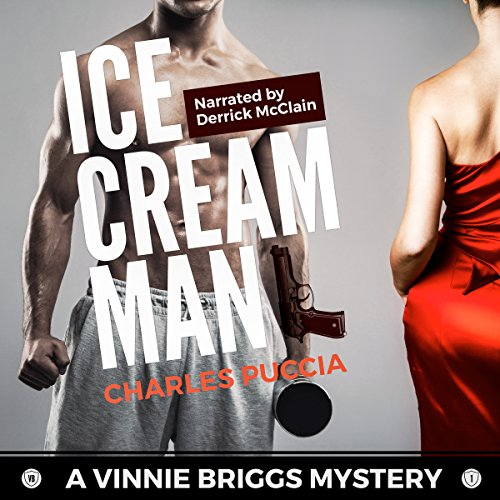 Ice Cream Man audiobook cover art