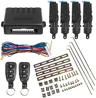 Car Alarm Viper Remote Start LB-501 Universal 4 Door Remote Control Car Central Lock Locking Keyless Entry System