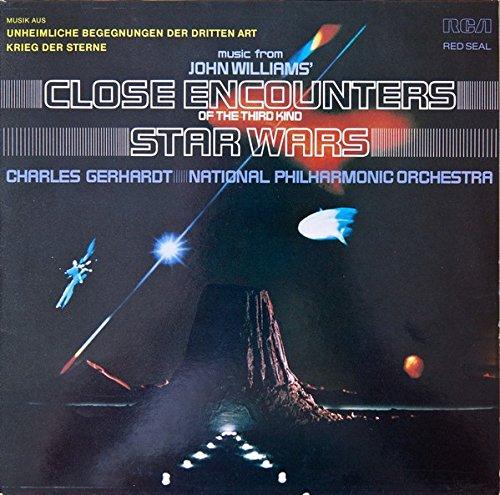 Musik Aus Unheimliche Begegnung Der Dritten Art Krieg Der Sterne Music From John Williams' Close Encounters Of The Third Kind / Star Wars