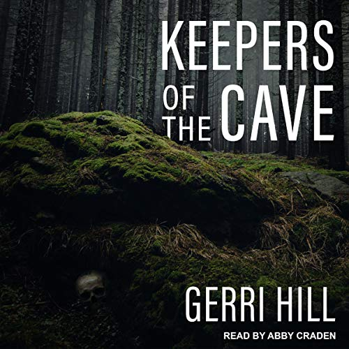 Keepers of the Cave audiobook cover art