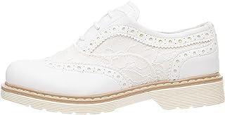 Nero Giardini P732100F Chaussures À Lacets Teens pour Fille en Toile