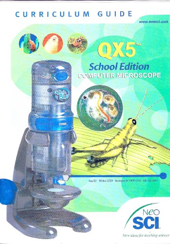 QX5 Curriculum Guide ~ School Edition Computer Microscope (Digital Blue QX5)