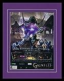 2005 Gauntlet Seven Sorrows PS2 Framed 11x14 ORIGINAL Vintage Advertisement