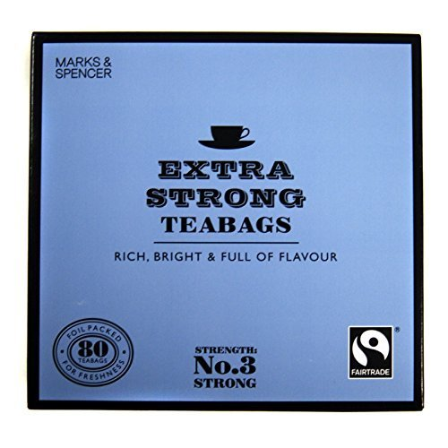 Marks and Spencer Extra Strong Tea