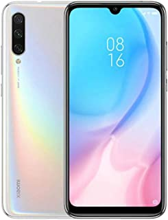 Xiaomi Mi A3 128GB, 4GB RAM 6.1' 48MP AI Triple Camera LTE Factory Unlocked Smartphone (International Version) (More Than White)