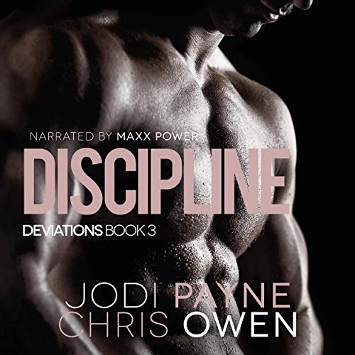 Deviations: Discipline cover art