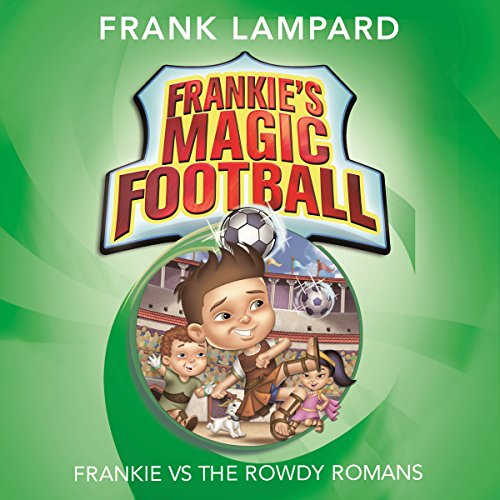 Frankie vs the Rowdy Romans cover art