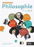 Philosophie terminales L, Es, S - Livre de l'élève