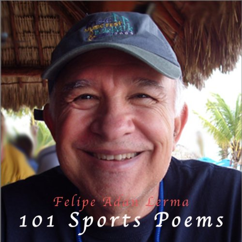 101 Sports Poems audiobook cover art