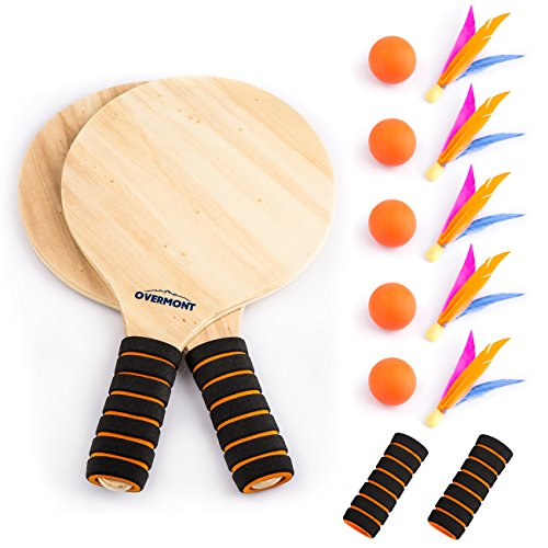 Overmont -   Spiel Set Racket