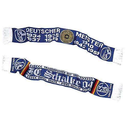 FC Schalke 04 Schal Tradition Saison 2017/2018