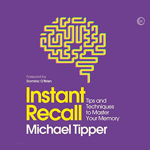 Instant Recall cover art