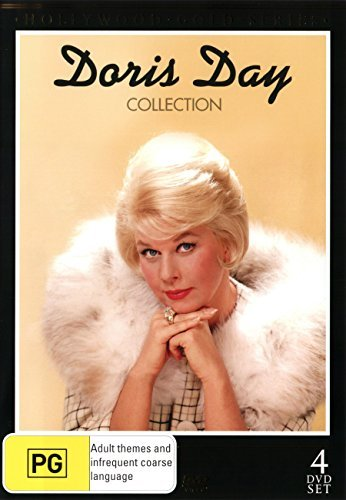 Doris Day Collection - 4-DVD Set ( Midnight Lace / Move Over Darling / Do Not Disturb / Caprice ) [ Australische Import ]