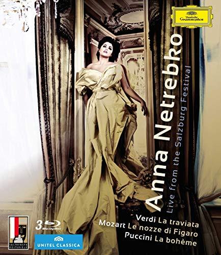 Anna Netrebko - Live From The Salzburg Festival [Blu-ray]