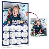 Calendari personalizzati 2021 con foto a parete - SCONTO SU...