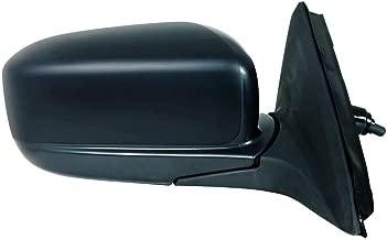 Depo 317-5414R3CD Flat Black Passenger Side Manual Mirror