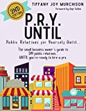 P.R.Y. Until 2nd Edition: The small business owner's guide to DIY public relations...UNTIL you're ready to hire a pro. (English Edition)