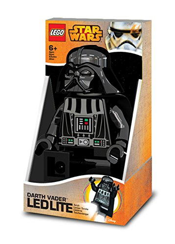Lego 90029 LED Lampe Star Wars, Darth Vader, 20 cm