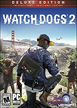 Watch Dogs 2  Deluxe Edition [Online Game Code]