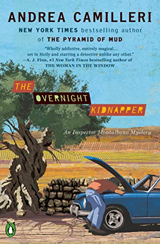 The Overnight Kidnapper (An Inspector Montalbano Mystery Book 23)