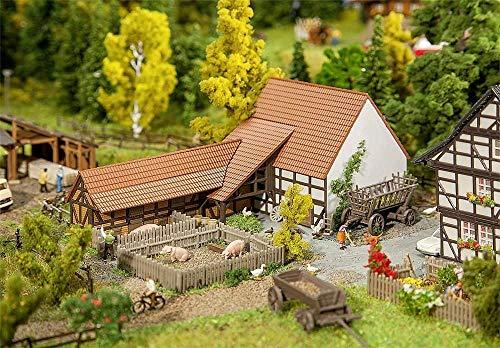 Faller FA 232371 Landwirtschaftliches Gebäude mit Zubehör
