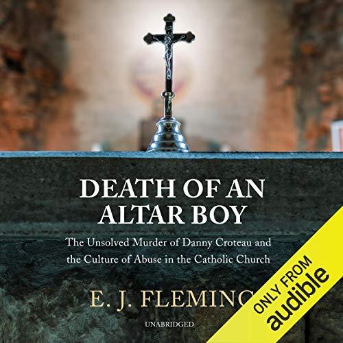 Death of an Altar Boy audiobook cover art