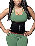 Best Belly Fat Burner Belts - SHAPERX Waist Trainer Trimmer Slimming Belt Hot Neoprene Review