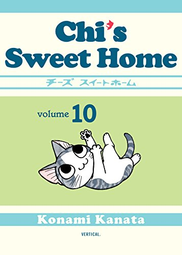 Chi's Sweet Home Vol. 10 (English Edition)