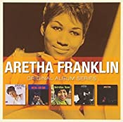 Original Album Series [5 Pack] By Aretha Franklin (2010-03-01)