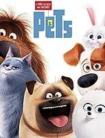 ペットの秘密の生活映画のポスター1000個のジグソーパズル大人子供たちの家族教育パズルおもちゃ29.5X19.6インチ