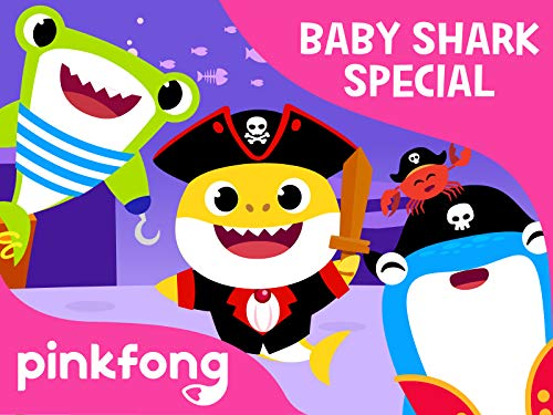 Pirate Baby Shark