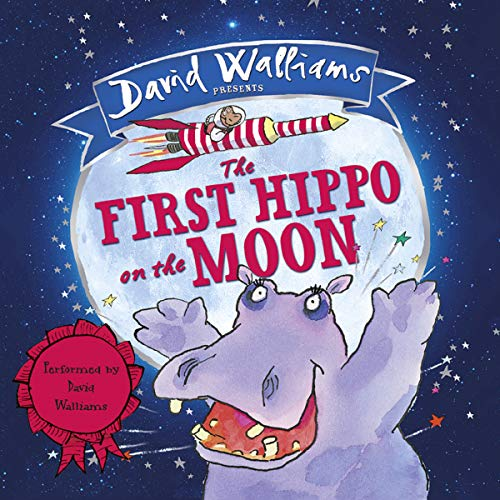 The First Hippo on the Moon audiobook cover art