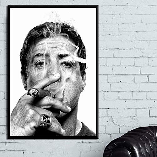jiushice Sin Marco Movie Actor Star Poster Print Wall Pictures Living Room Home Decor 1 50x70cm