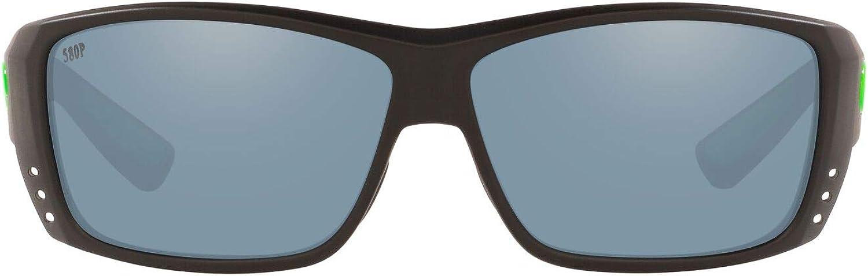 Costa Del Ranking TOP10 Mar Max 41% OFF Men's Rectangular Cay Cat Sunglasses