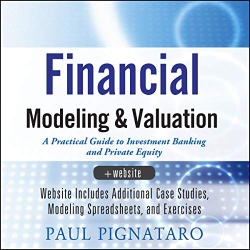 Financial Modeling and Valuation cover art