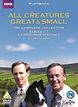 All Creatures Great & Small - Complete Collection Series 1-7  All Creatures Great and Small  NON-USA FORMAT, PAL, Reg.2 United Kingdom
