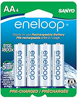 eneloop XX 2500mAh Typical / 2400 mAh Minimum, High Capacity, 8 Pack AA Ni-MH Pre-Charged Rechargeable Batteries (B008LTJJJA) | Amazon price tracker / tracking, Amazon price history charts, Amazon price watches, Amazon price drop alerts