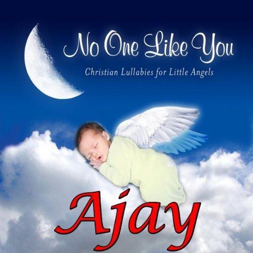 Ajay I Love You So A J Aj Aj A J By Personalized Kid Music