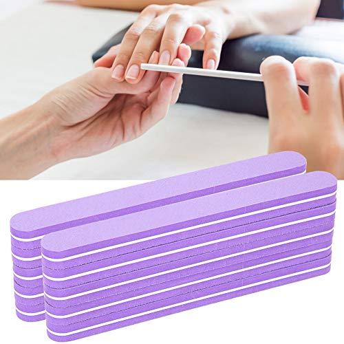 Materiales de alta calidad Limas de uñas de alta dureza rápidas y efectivas, herramienta de lijado para tiras de esmalte, salón de belleza para el hogar, salón, tienda, tienda de manicura
