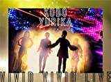 【Amazon.co.jp限定】KUBO YURIKA VIVID VIVID LIVE[DVD](ライブロゴ入りマウスパッド付き)