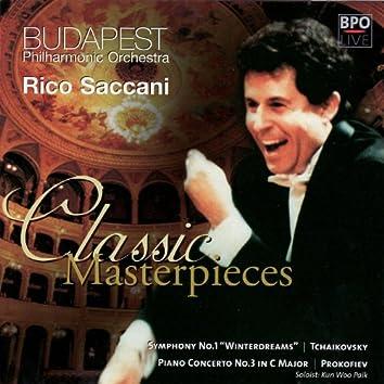 "Tchaikovsky ""Winter Daydreams"" & Prokofiev: Piano Concerto No 3"
