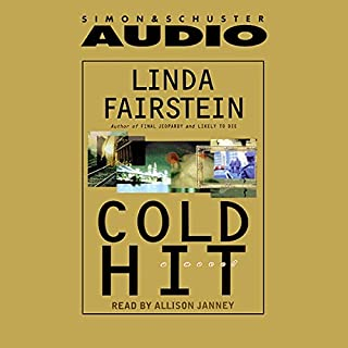 Cold Hit audiobook cover art