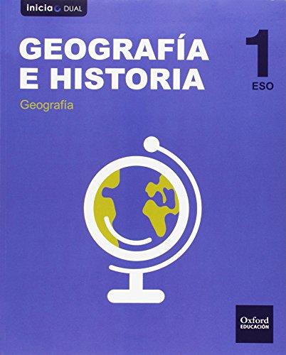 Geografía E Historia. Libro Del Alumno. Madrid. ESO 1 (Inicia Dual) - 9788467385717