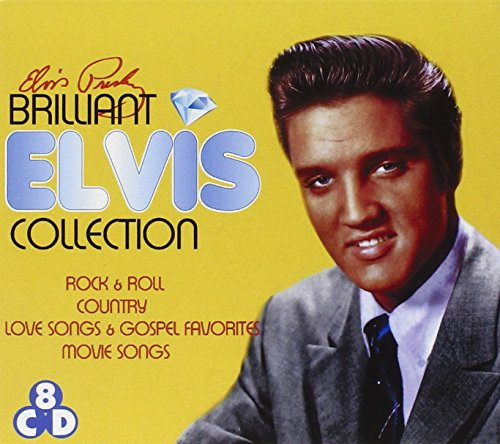 Brilliant Elvis: The Collections (8xCD Box Set)