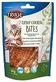 Trixie 42742 PREMIO Catnip Chicken Bites, 50 g